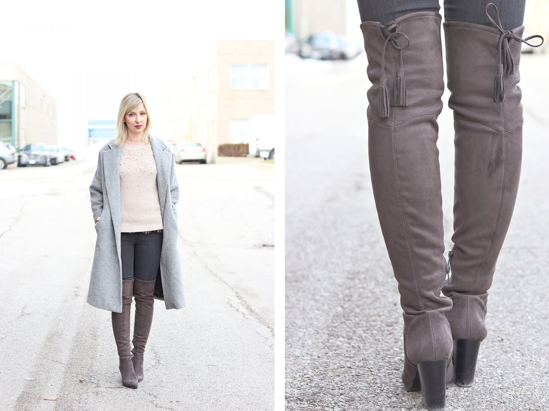 marc fischer over the knee boots