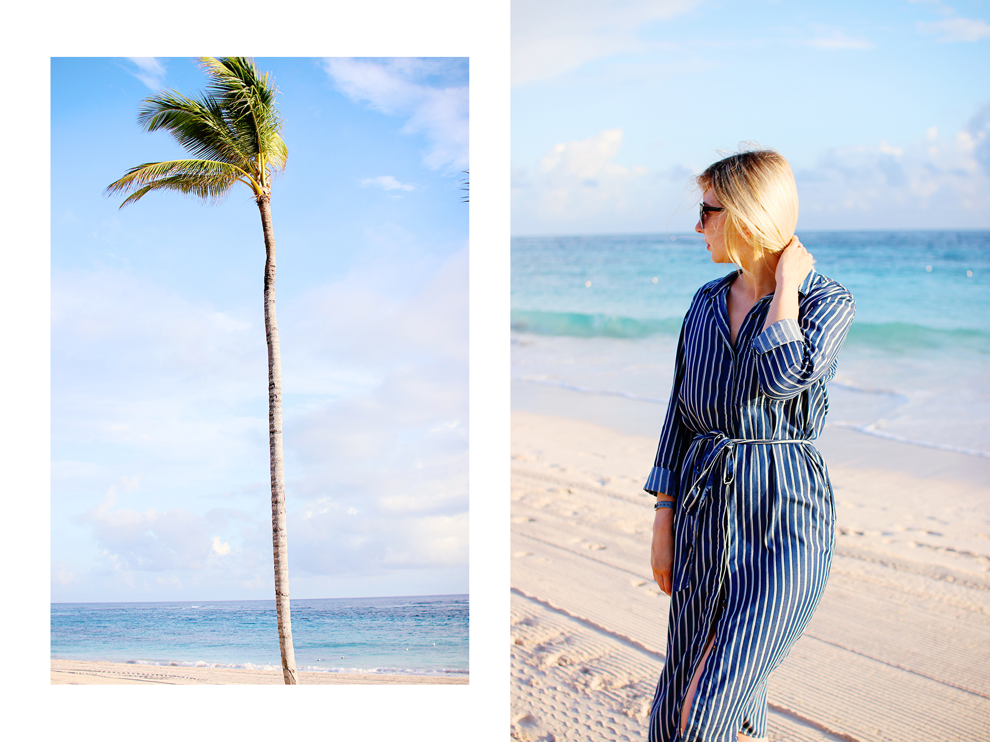 Punta Cana Stripes and Vibes