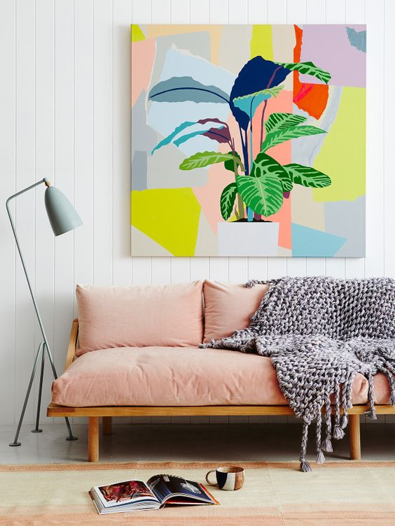 pink couch design inspiration 6