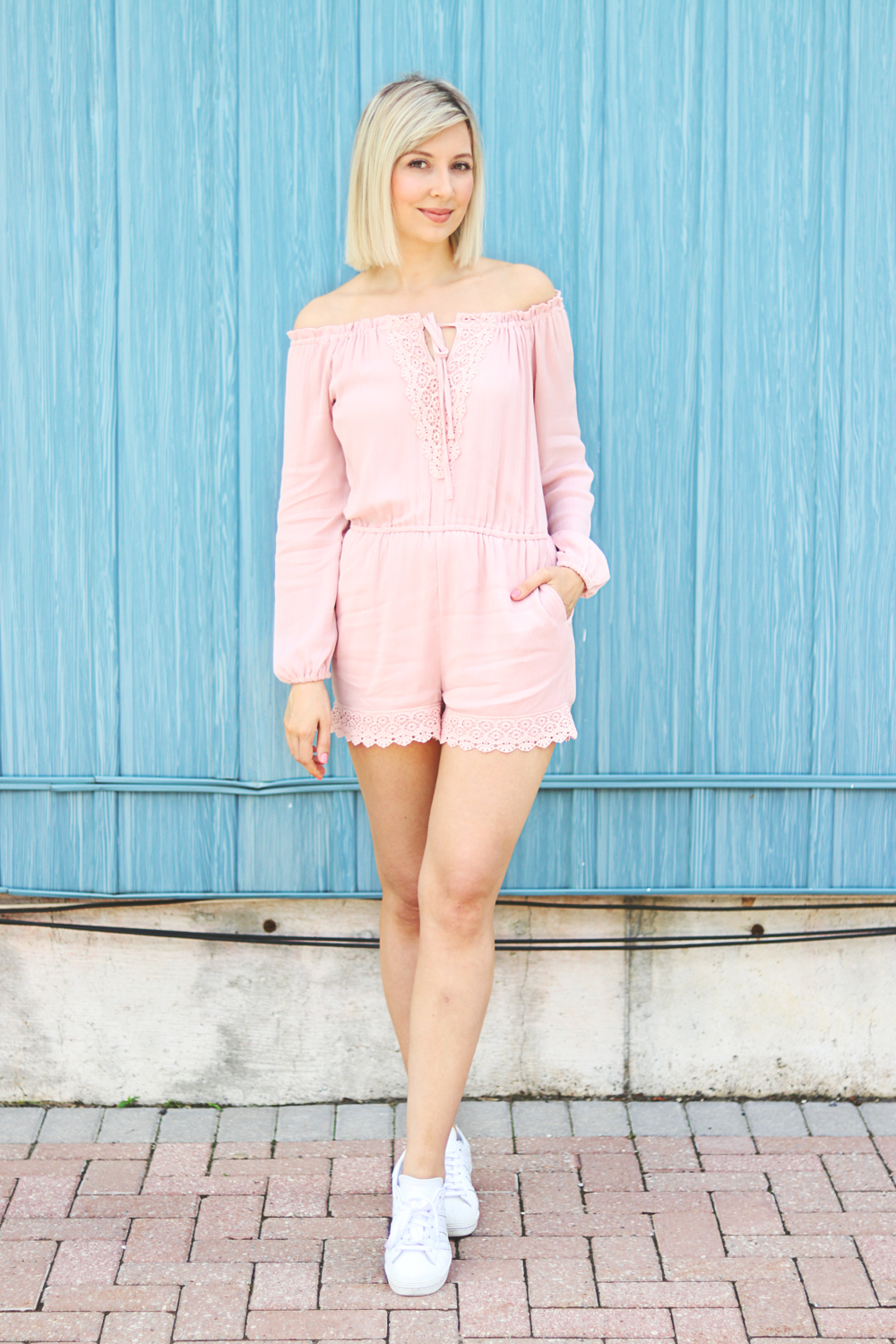 how to style a summer romper