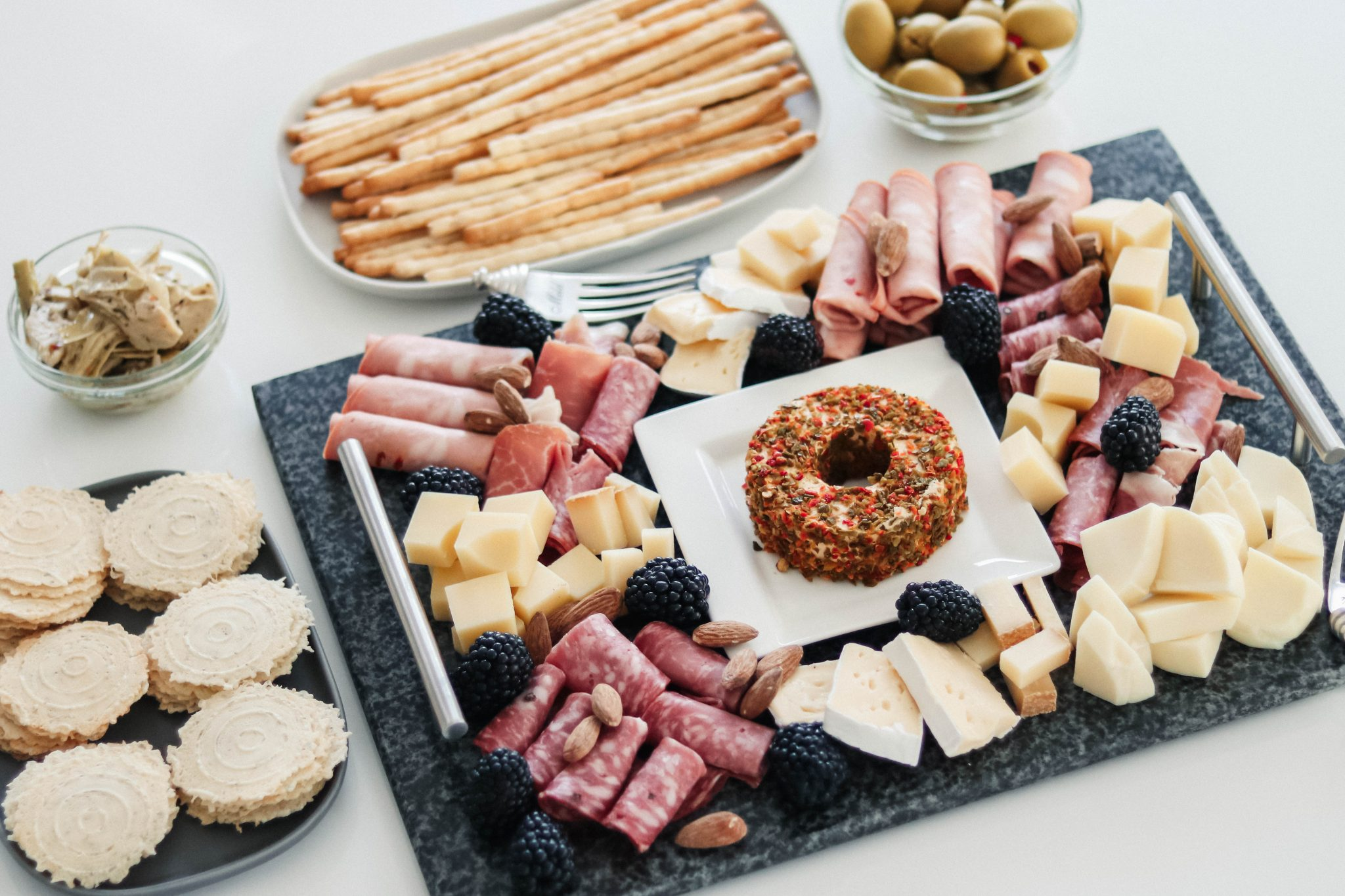 cheese and charcuterie board ideas