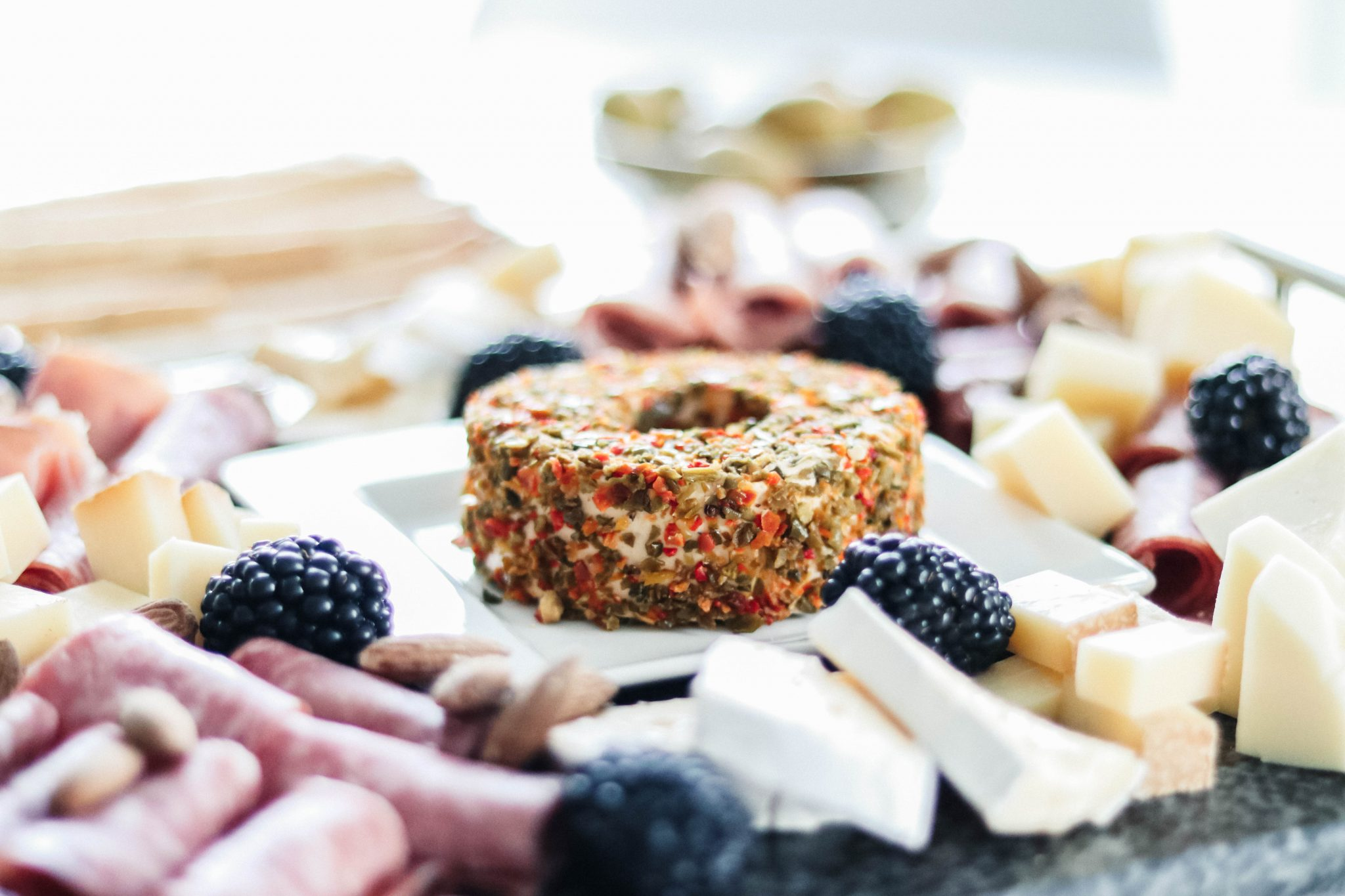 instagrammable cheese and meat board styling ideas