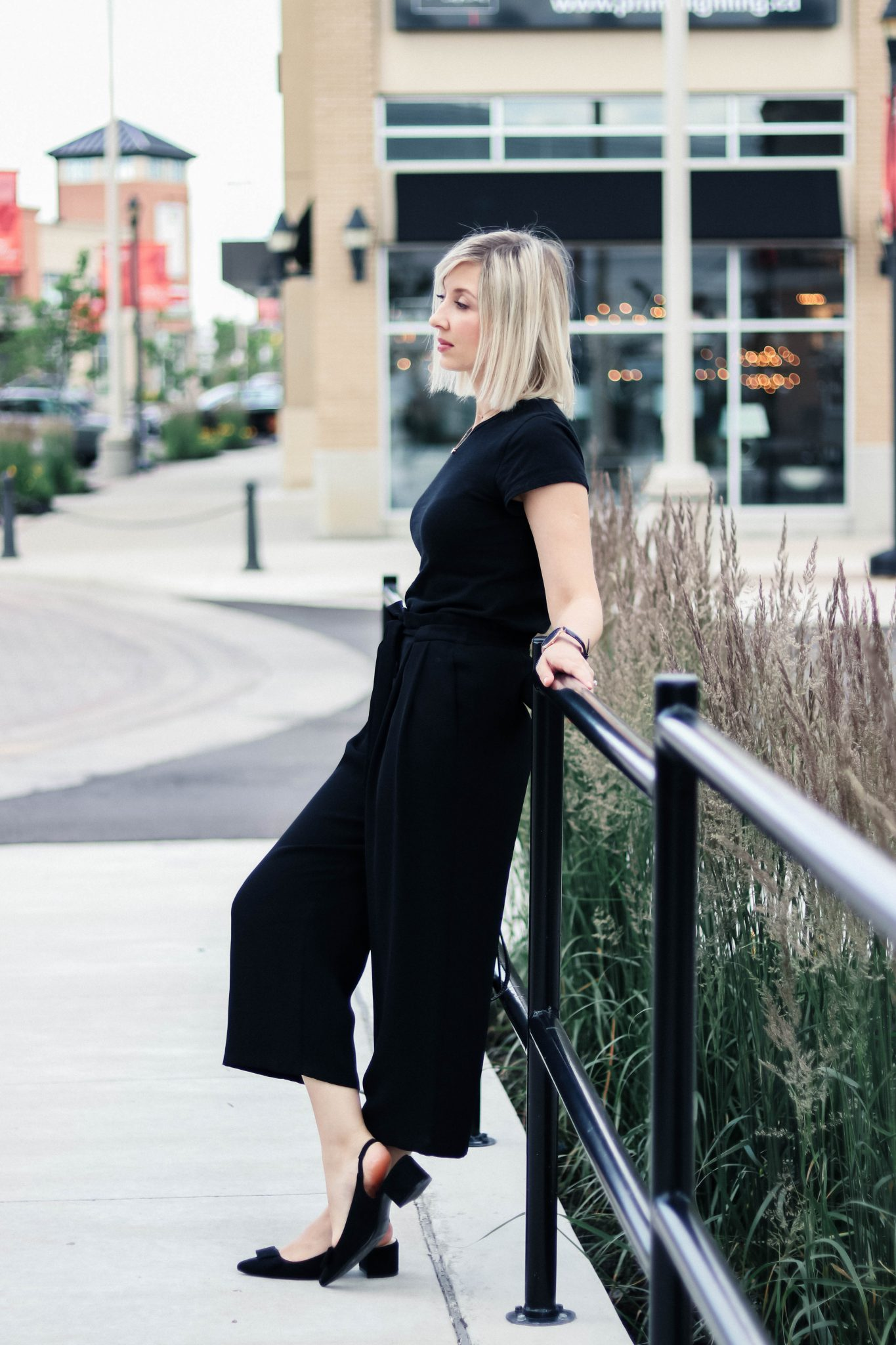 culottes business casual style 2