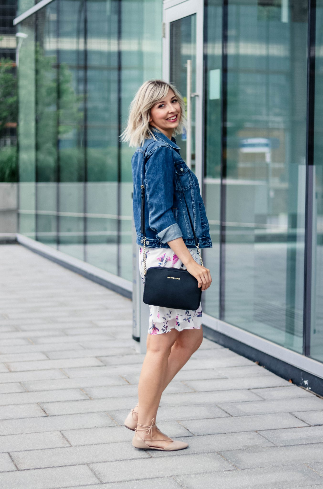 summer dress for fall transition style