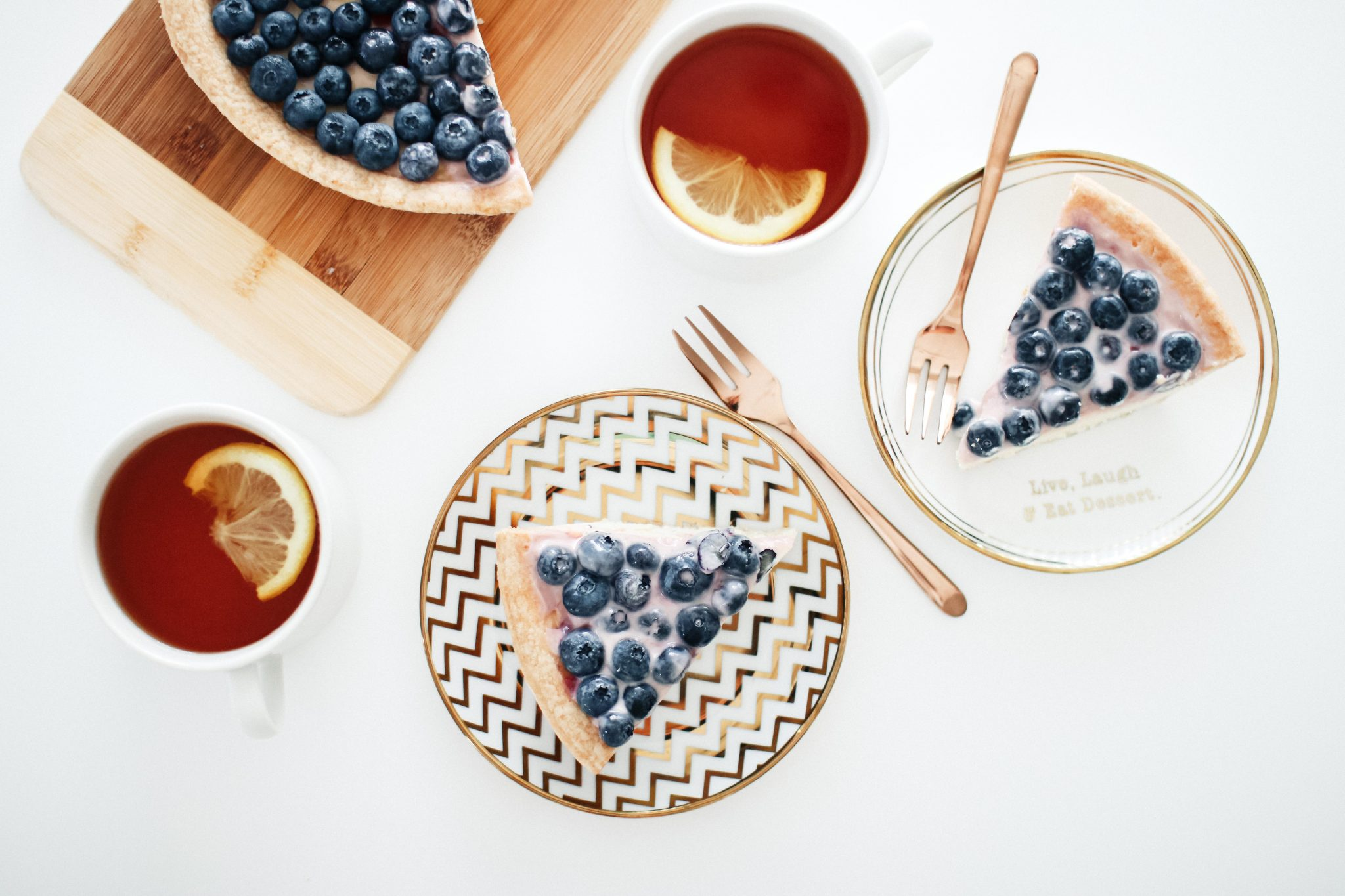 breakfast bakes blueberry cheesecake