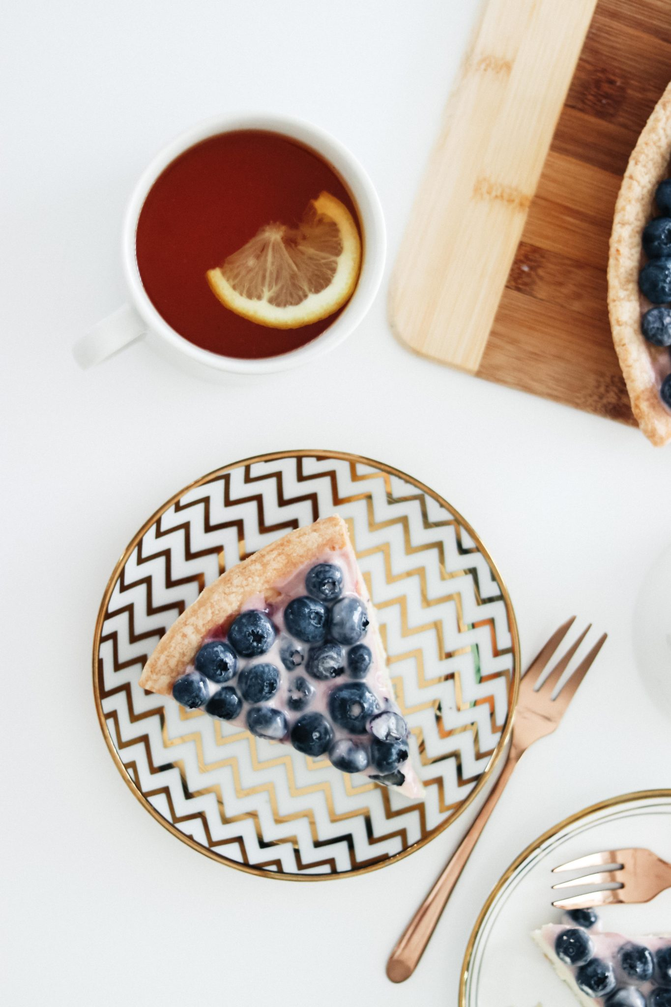 blueberry cheescake recipe 2
