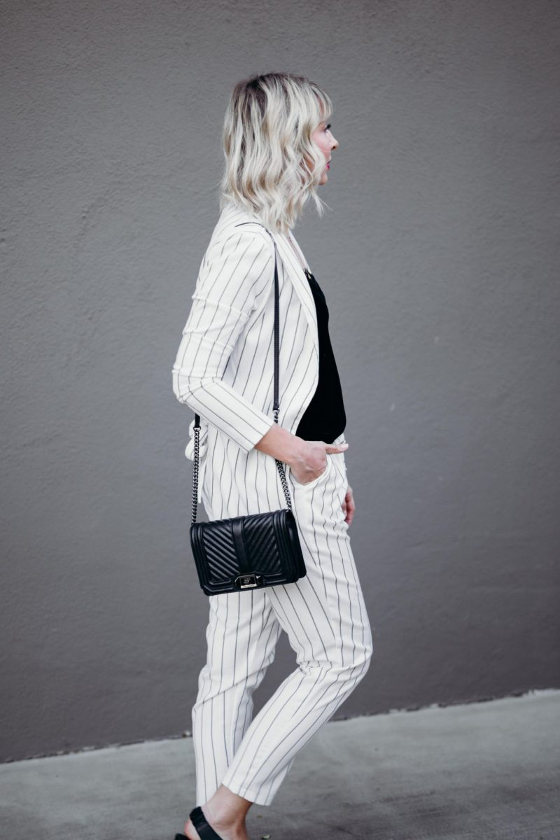 striped suit summer style 4