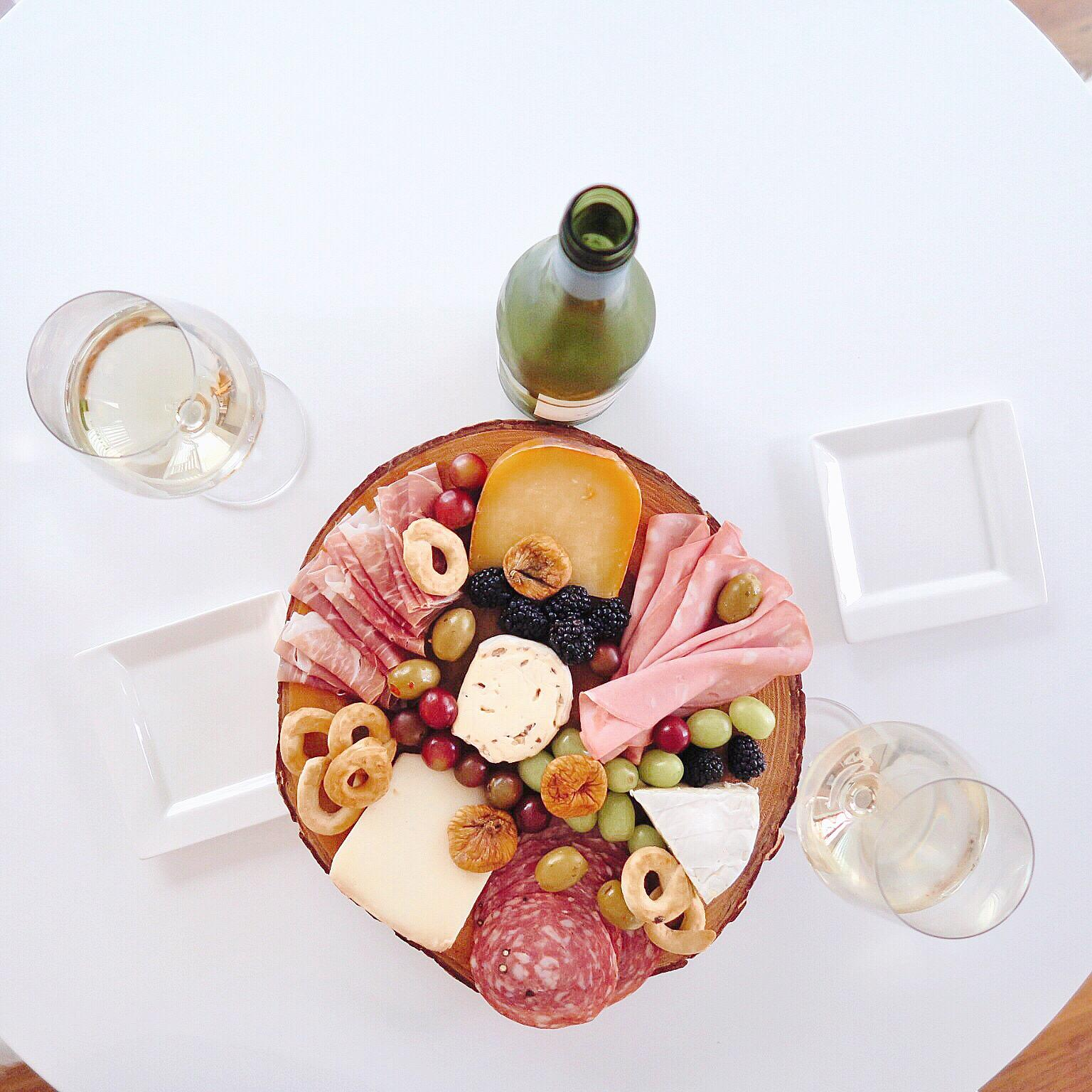 cheese and charcuterie board weekly highlights