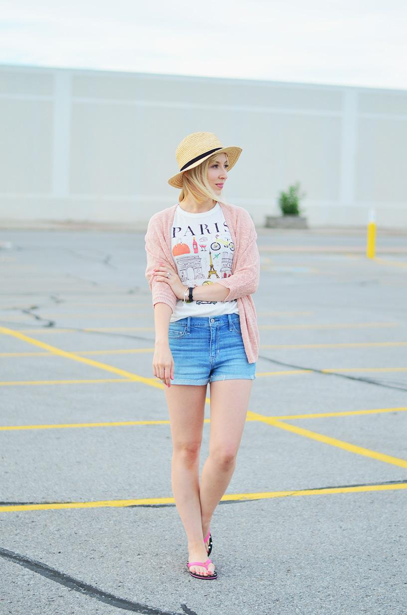 j. crew paris printed t-shirt 4