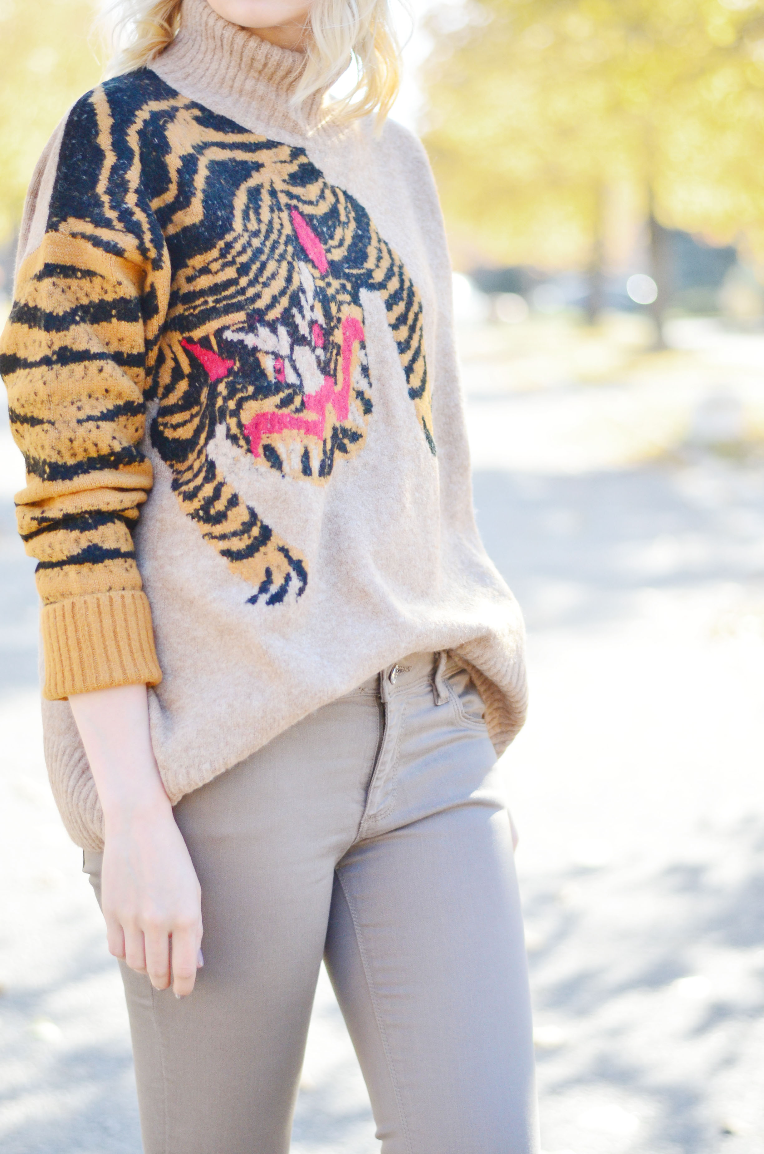 oversize sweater h&m