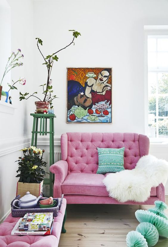 pink couch design inspiration 2