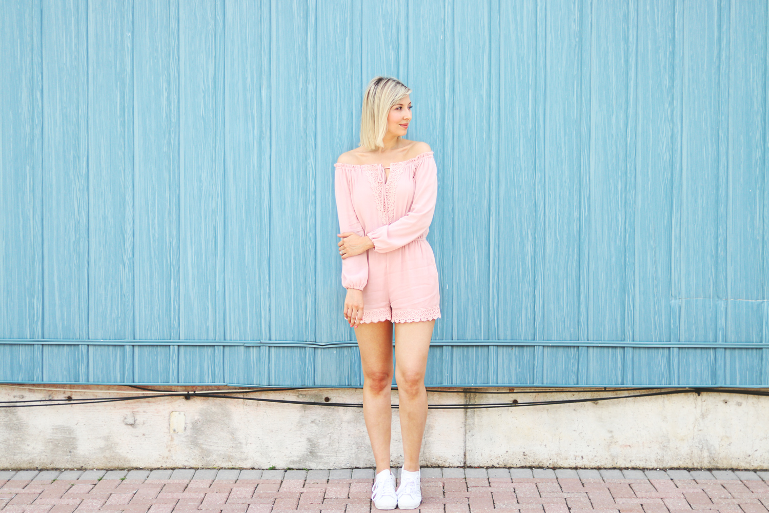 styling summer romper