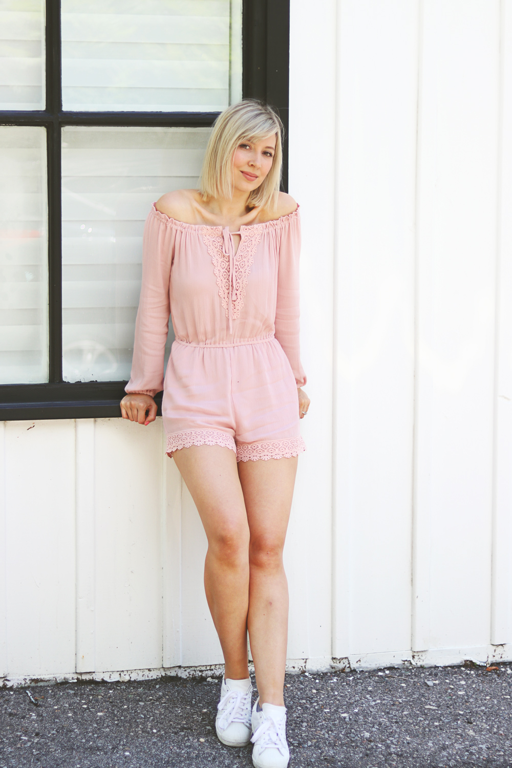 summer romper style