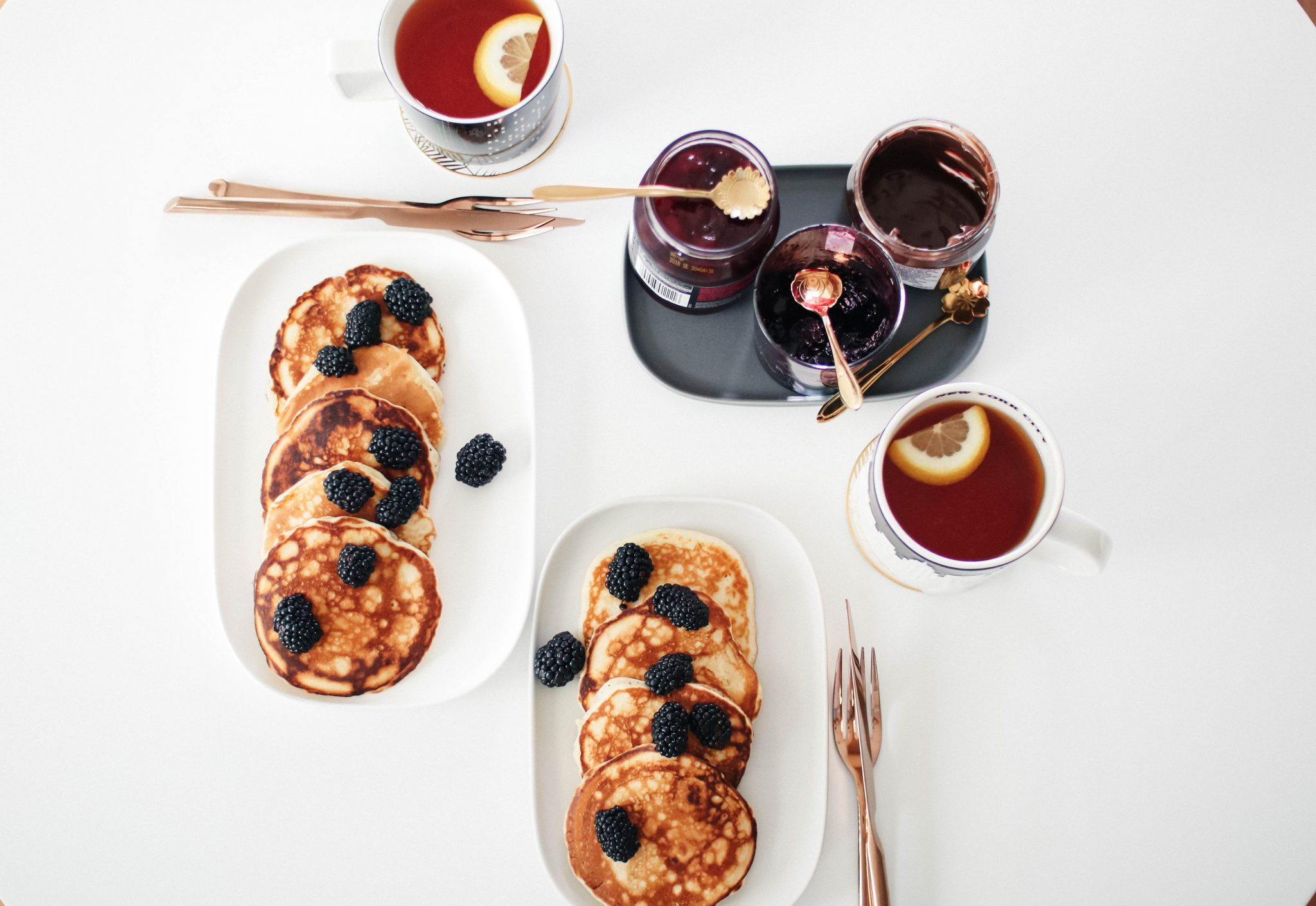 classic pancakes breakfast recipe