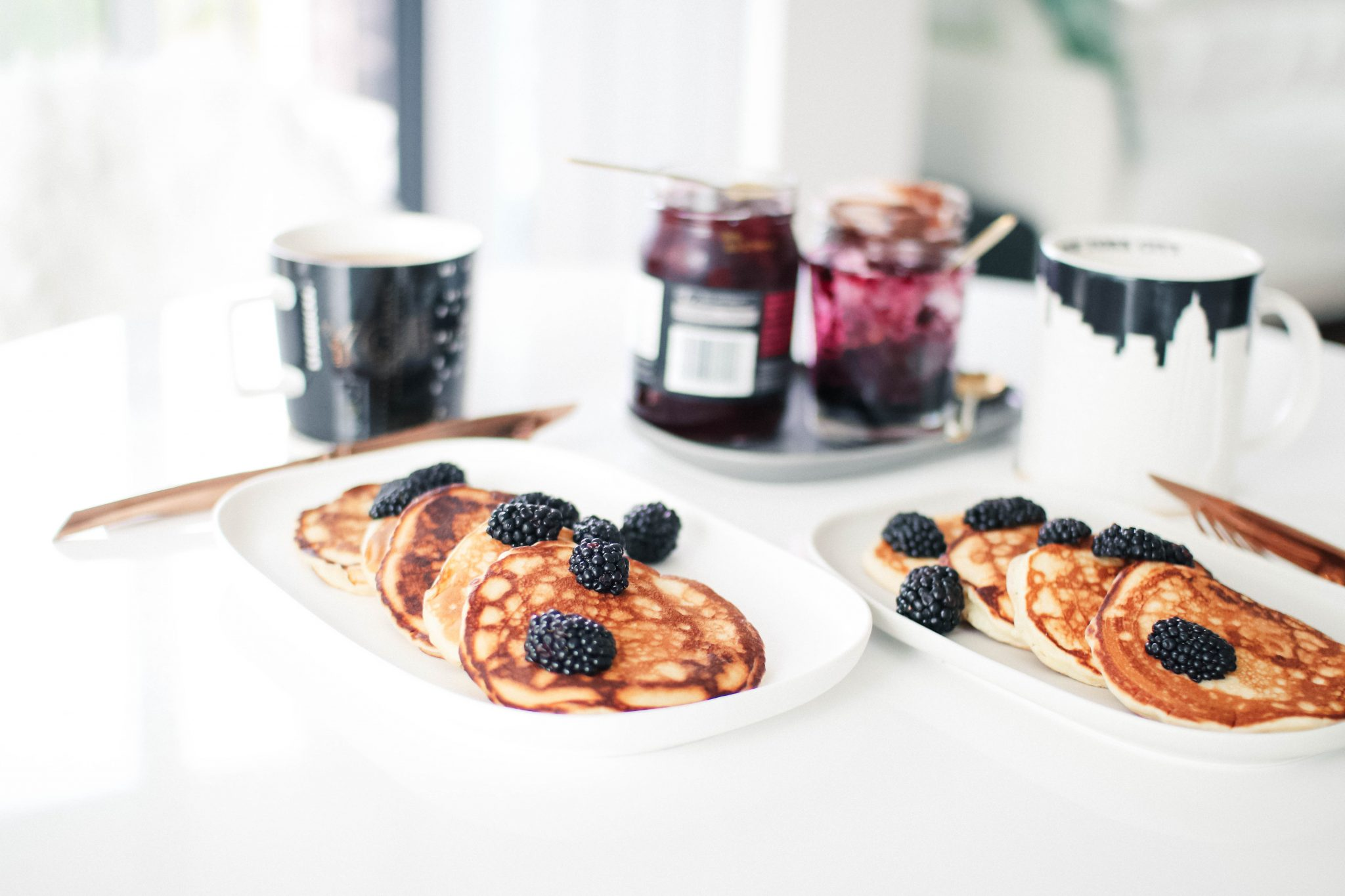 classic pancakes mini version