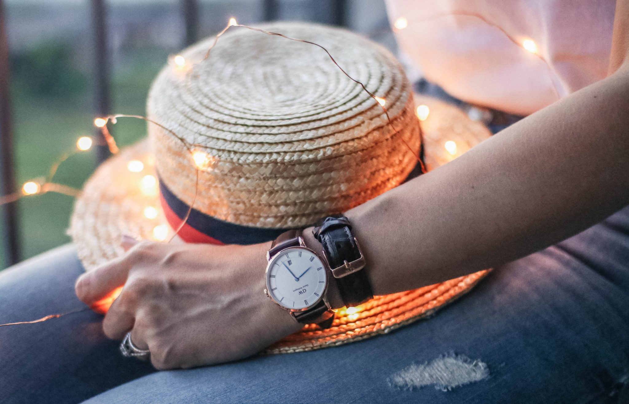 daniel wellington watch stripesnvibes 6