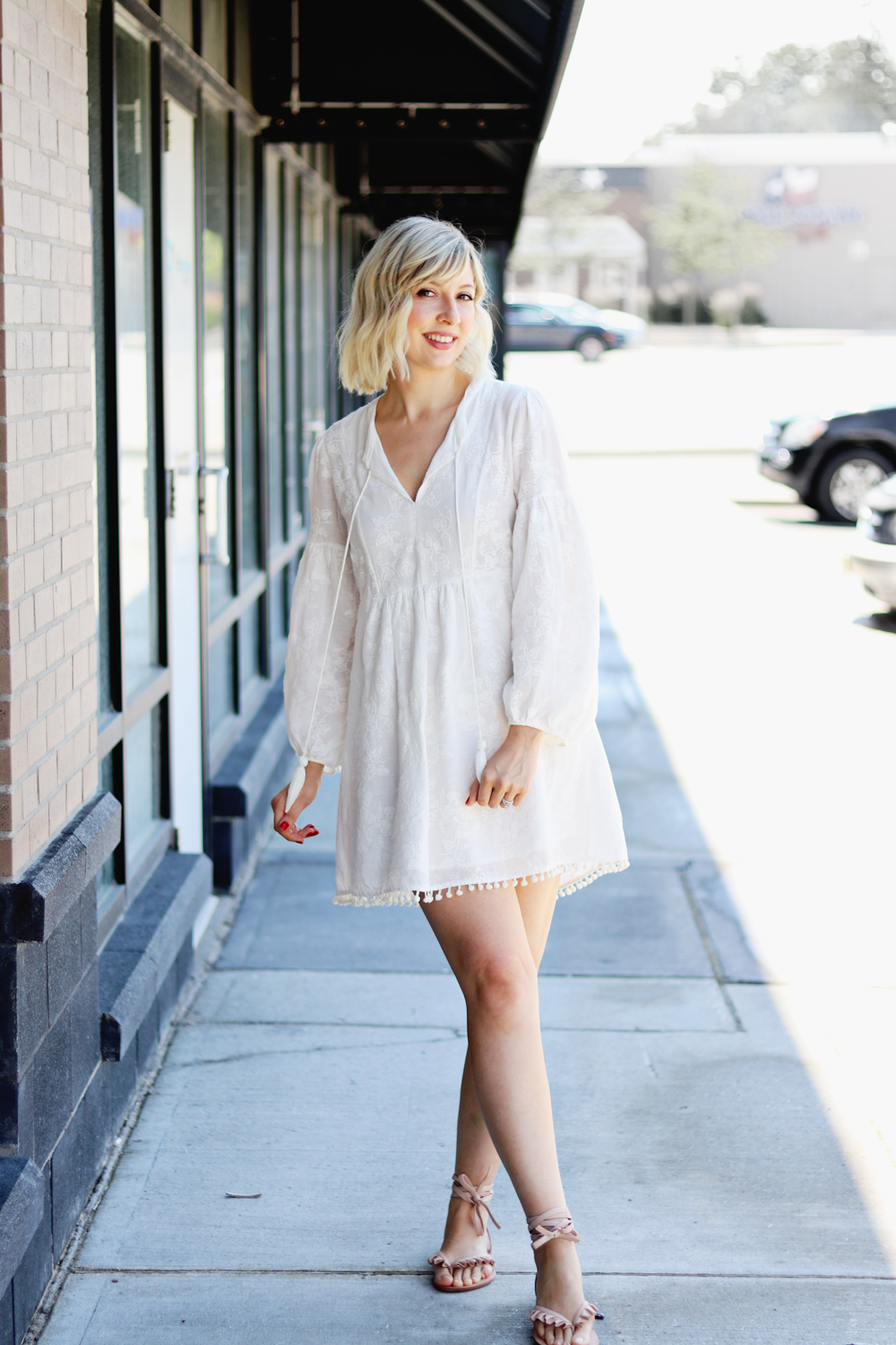 boho feel zara tunic dress