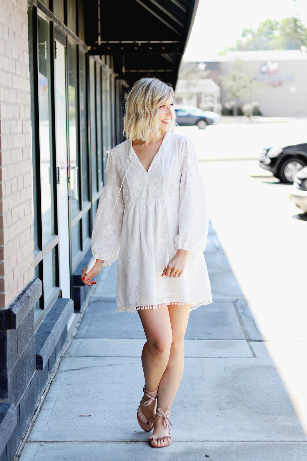 tunic dress for summer