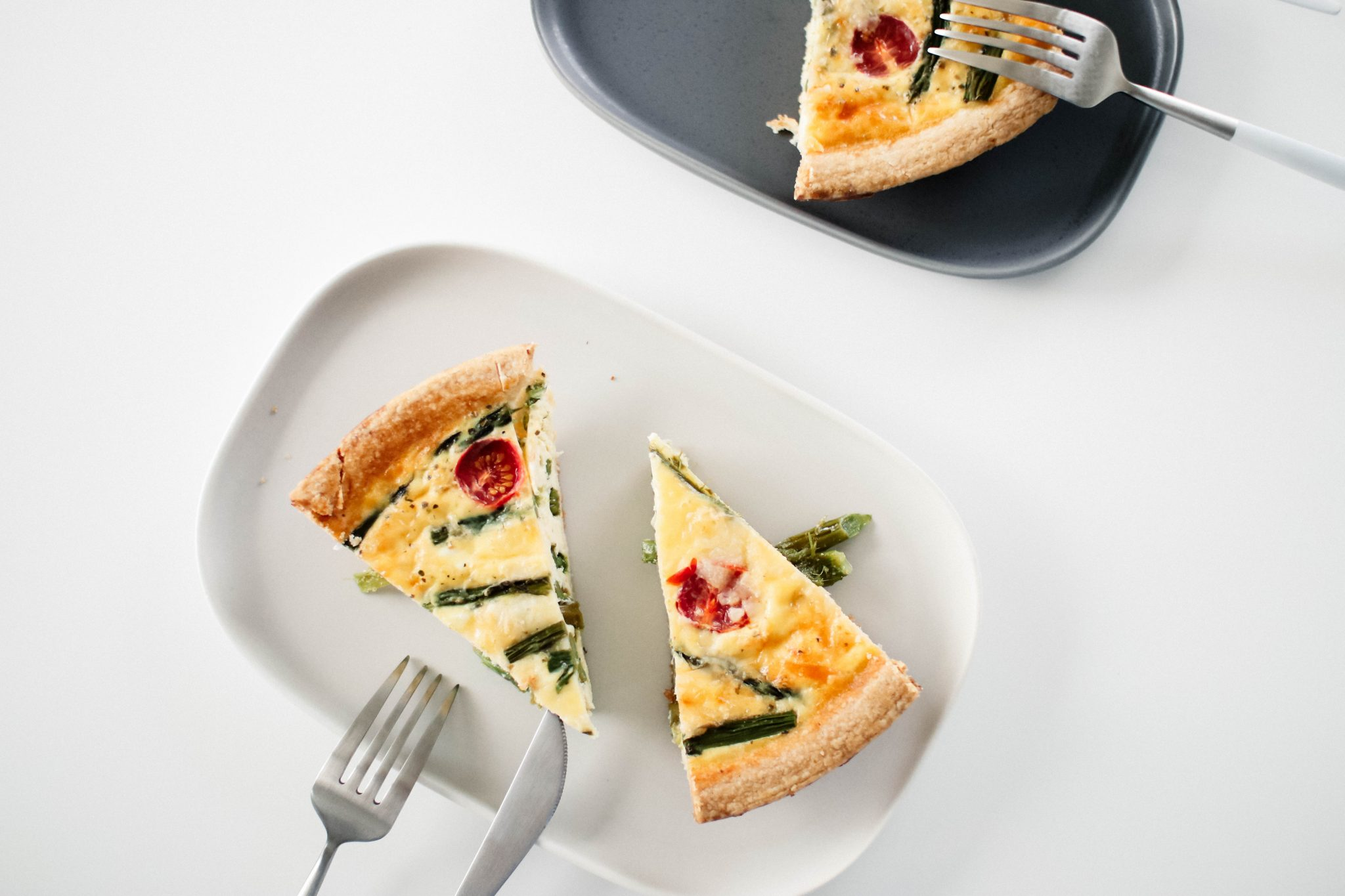 asparagus quiche recipe 2