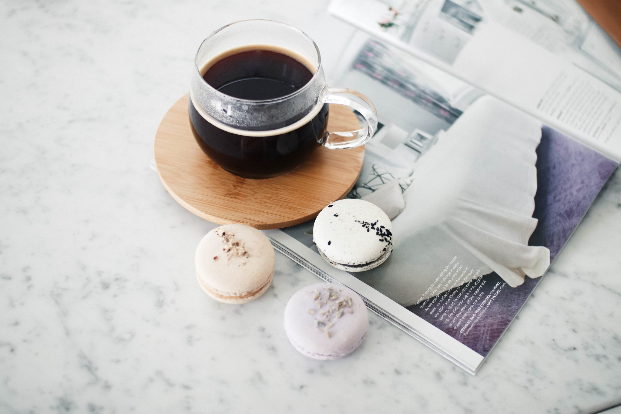 coffee & macarons 2