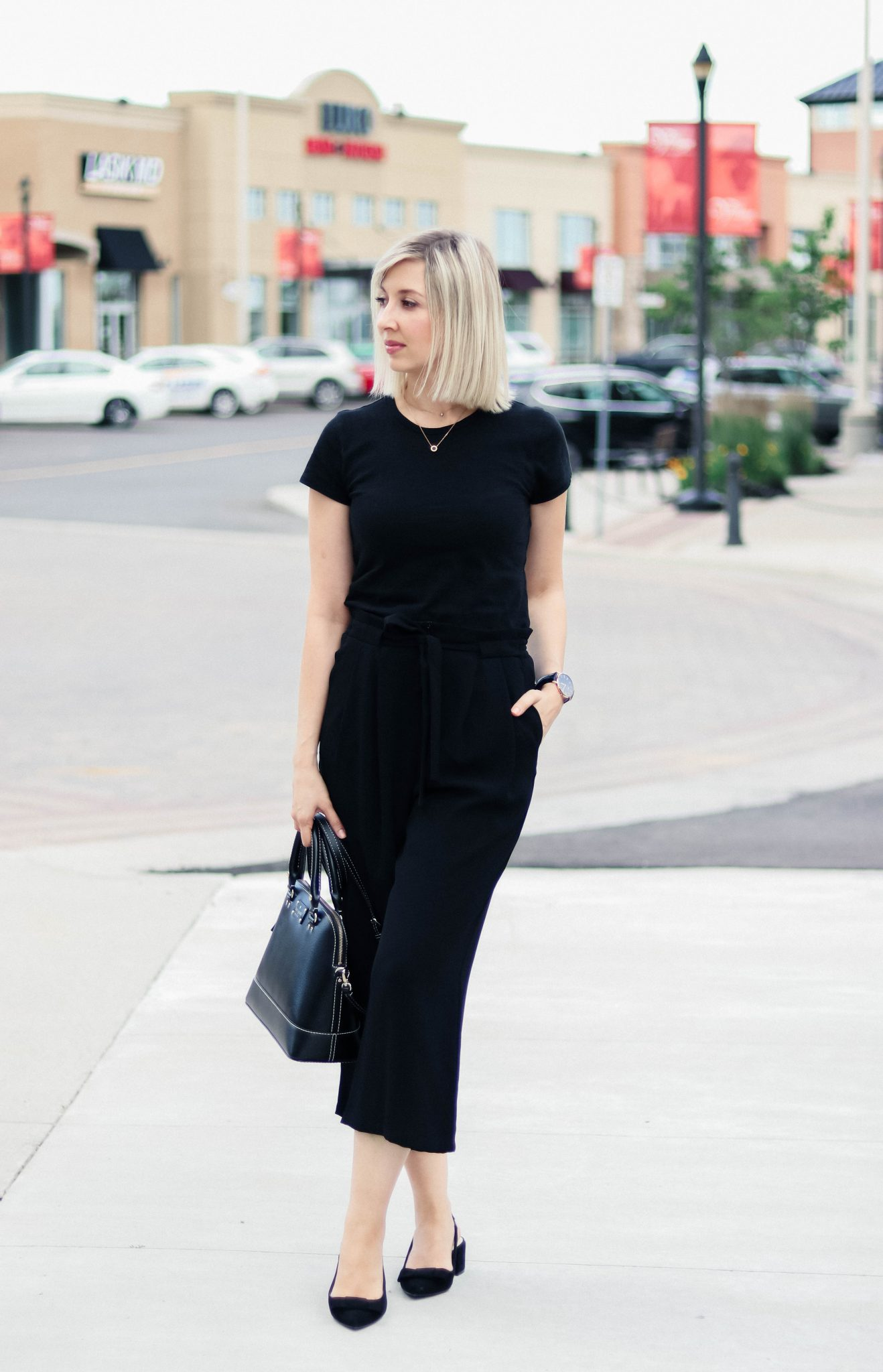 how to style culottes 1