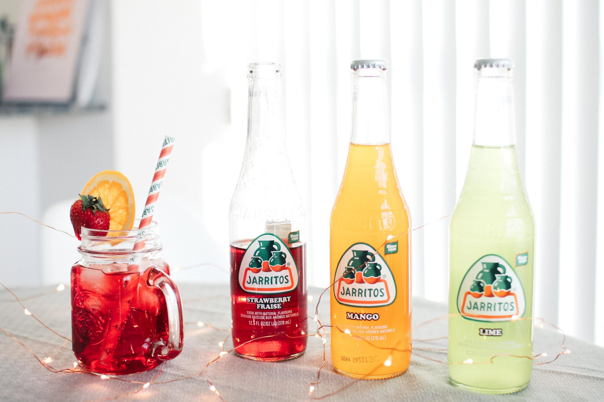 cocktail with Jarritos Canada 2