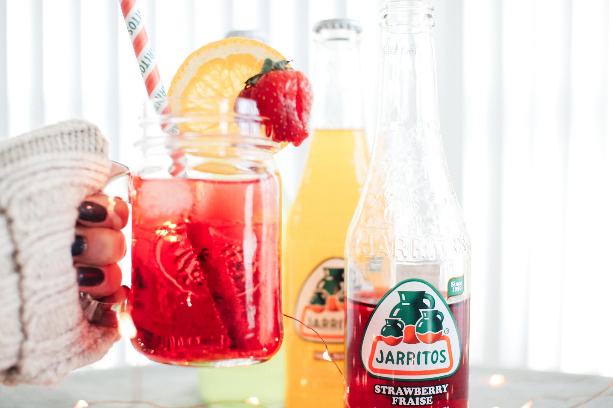 cocktail with Jarritos Canada 3