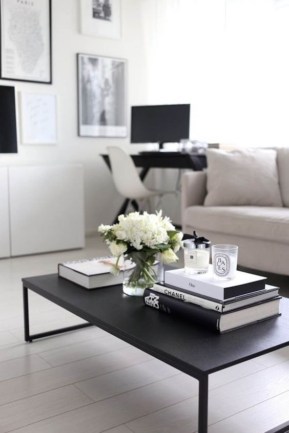 interior inspiration monochrome home 3