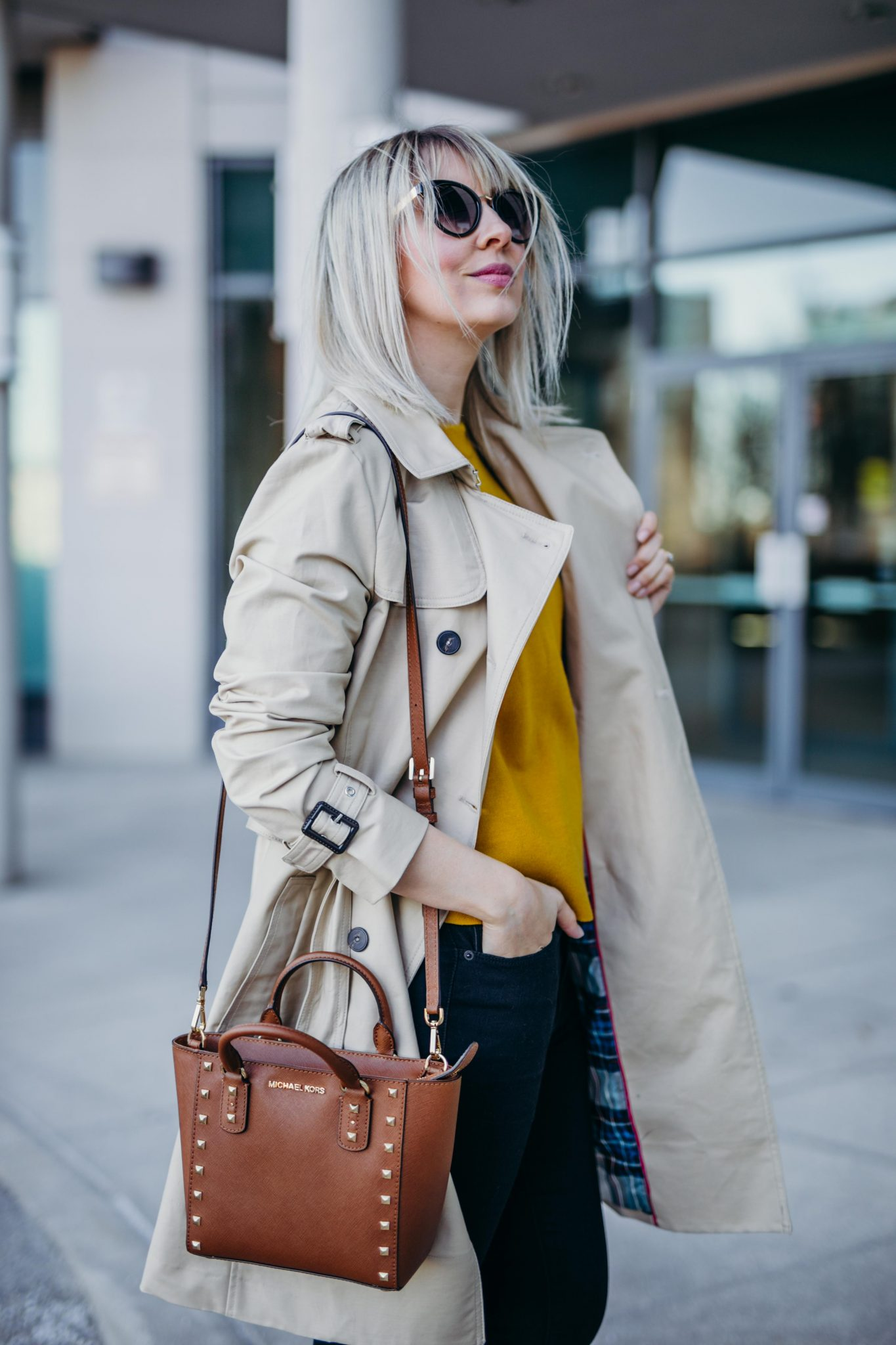 How To Style A Trench Coat For Spring 6