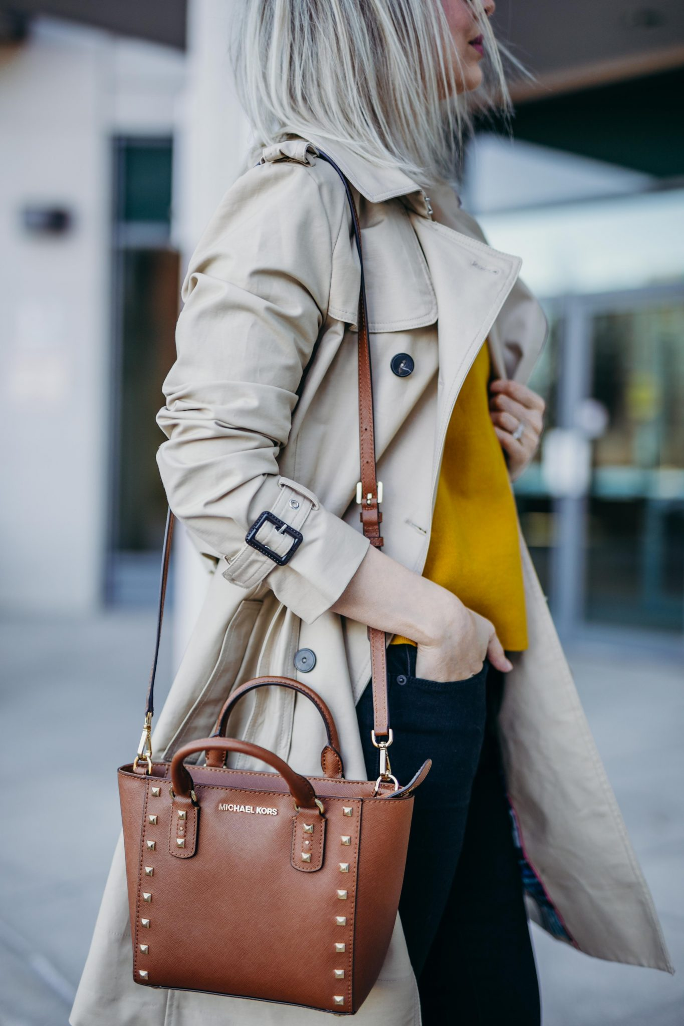 How To Style A Trench Coat For Spring 7