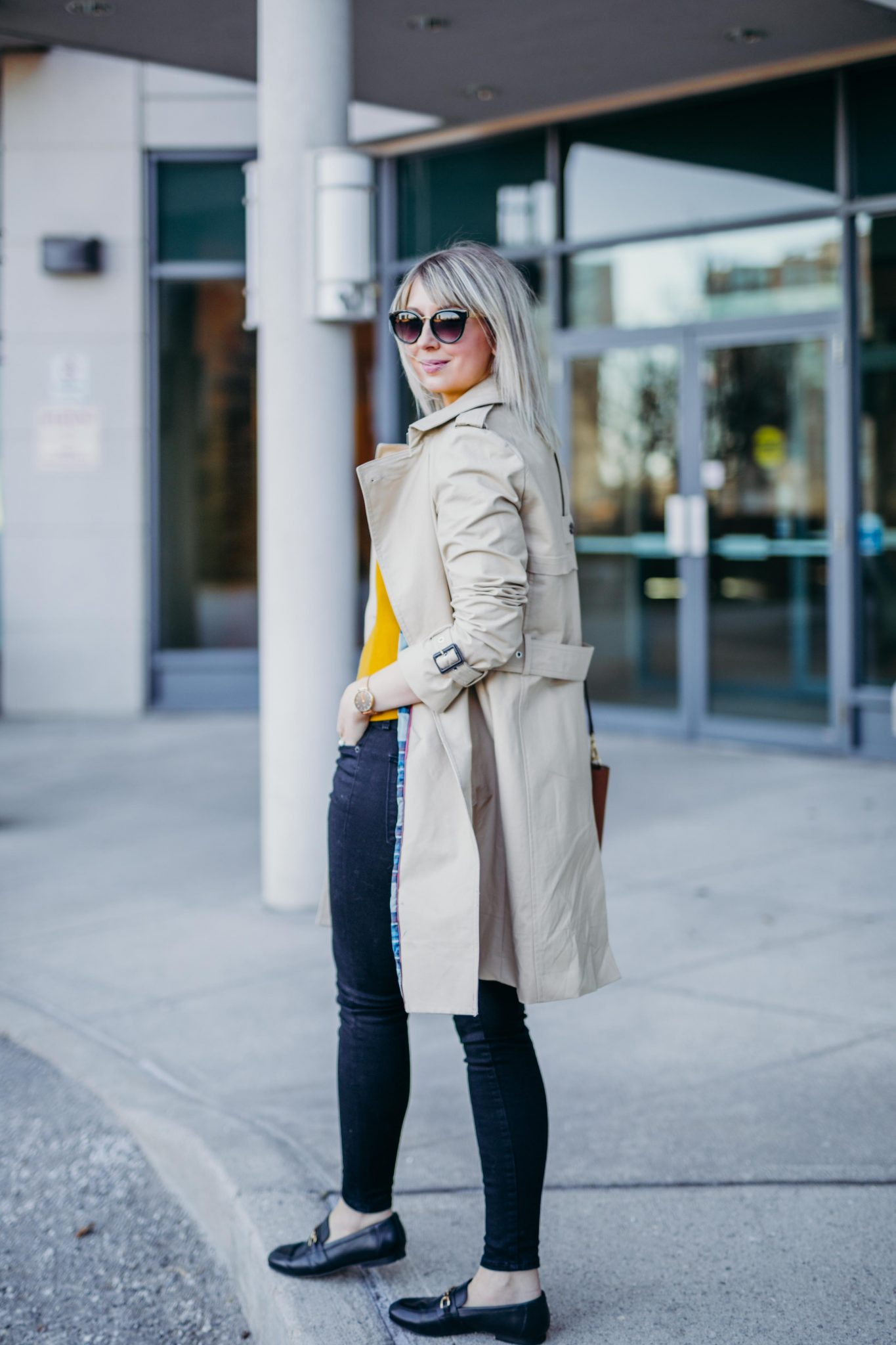 How To Style A Trench Coat For Spring 3