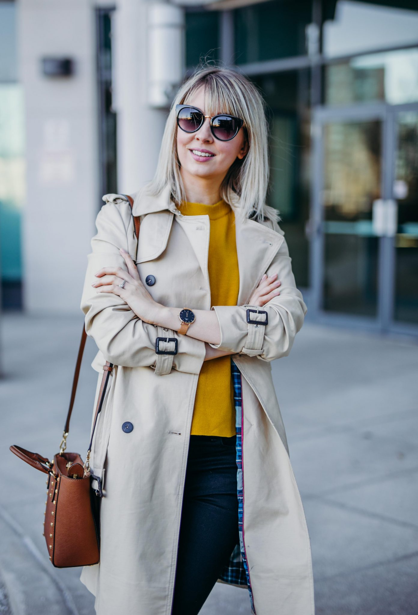 How To Style A Trench Coat For Spring 5