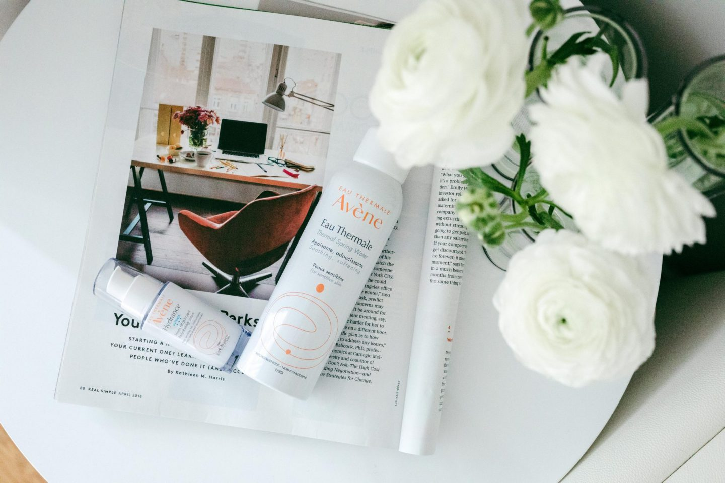 avene eau thermale & hydrance (1 of 3)