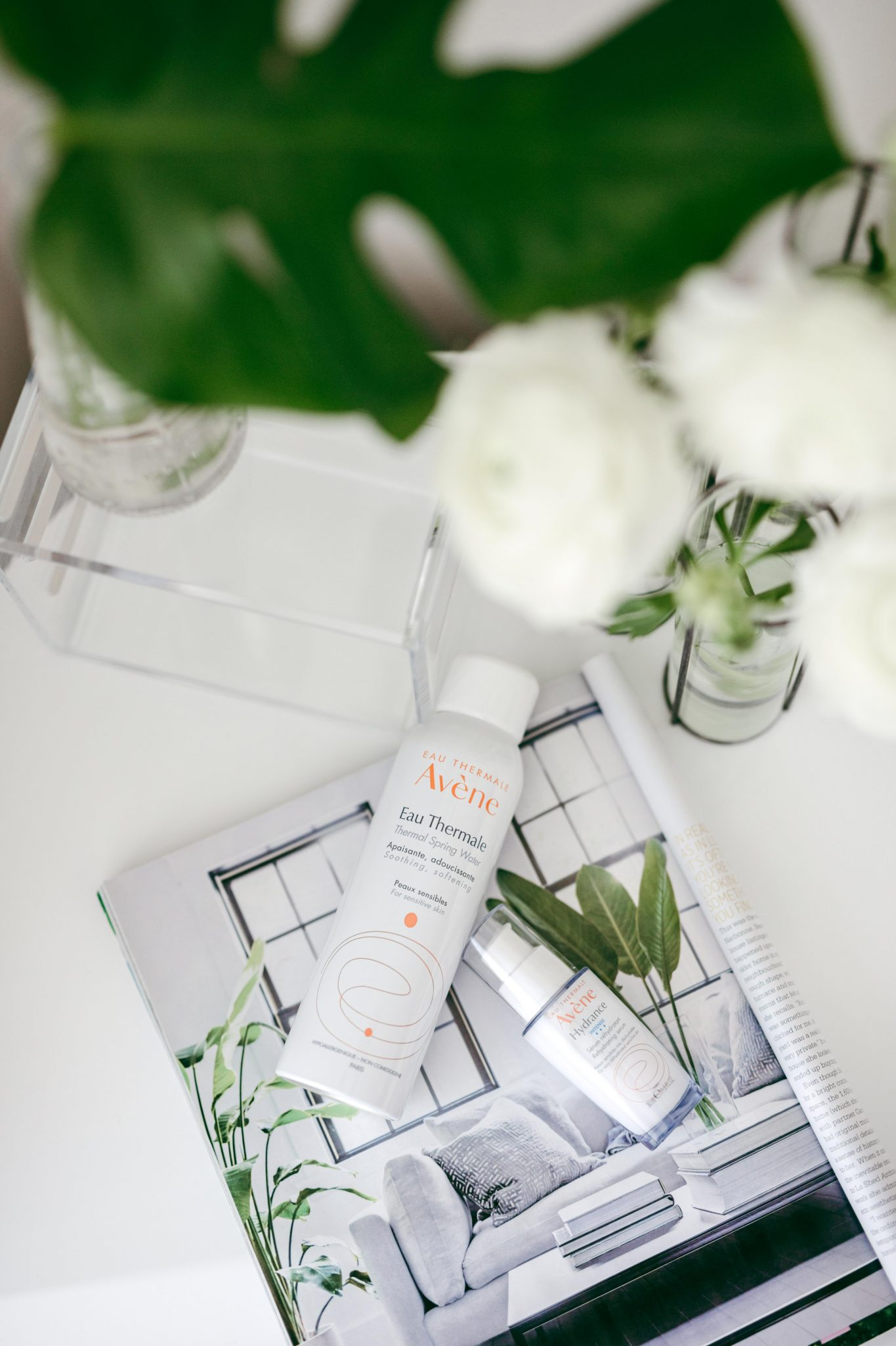 avene eau thermale & hydrance (3 of 3)
