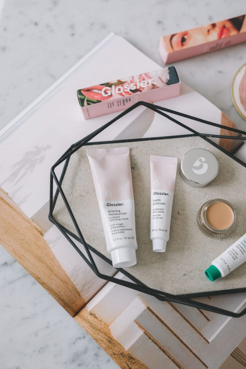 glossier skincare & beauty 2