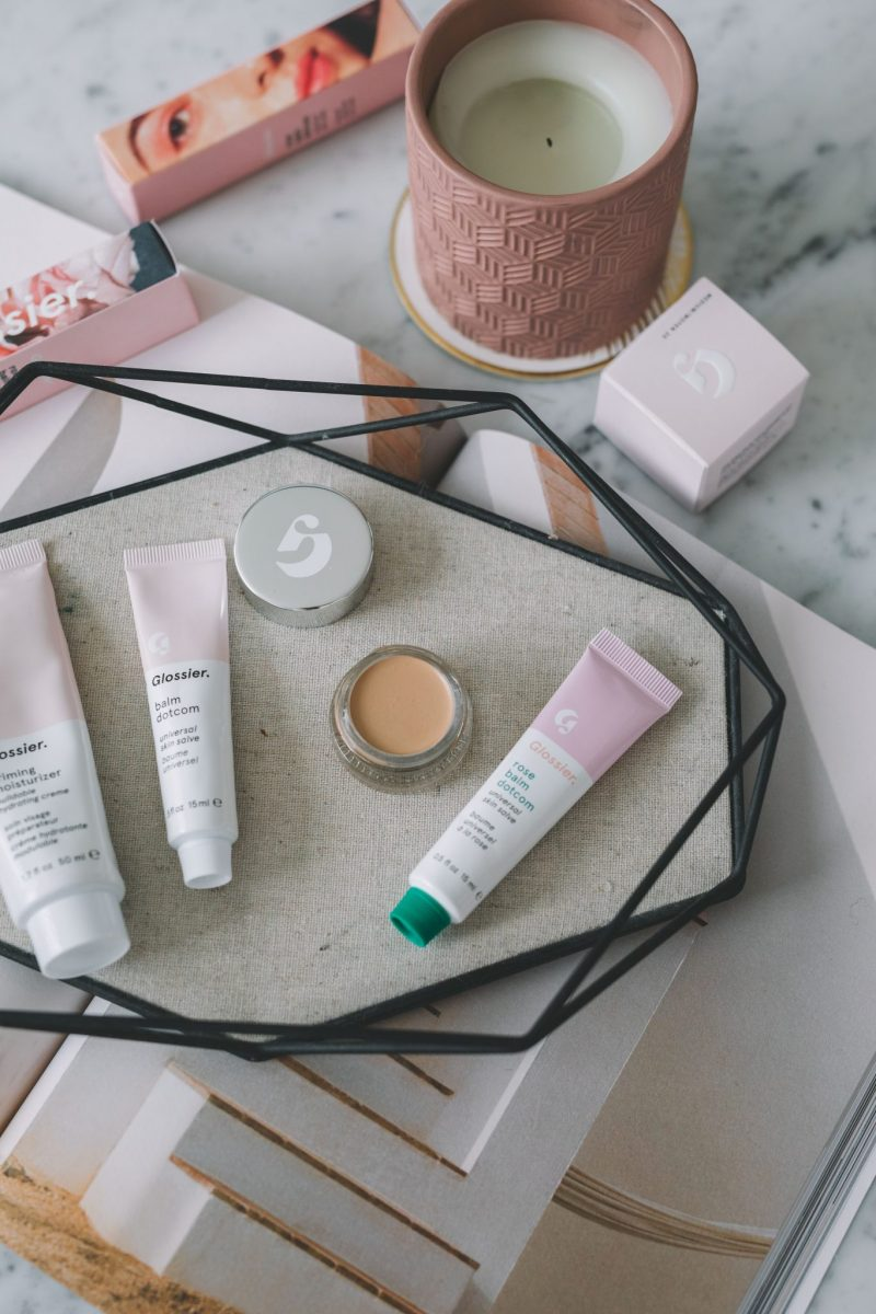 glossier skincare & beauty 3