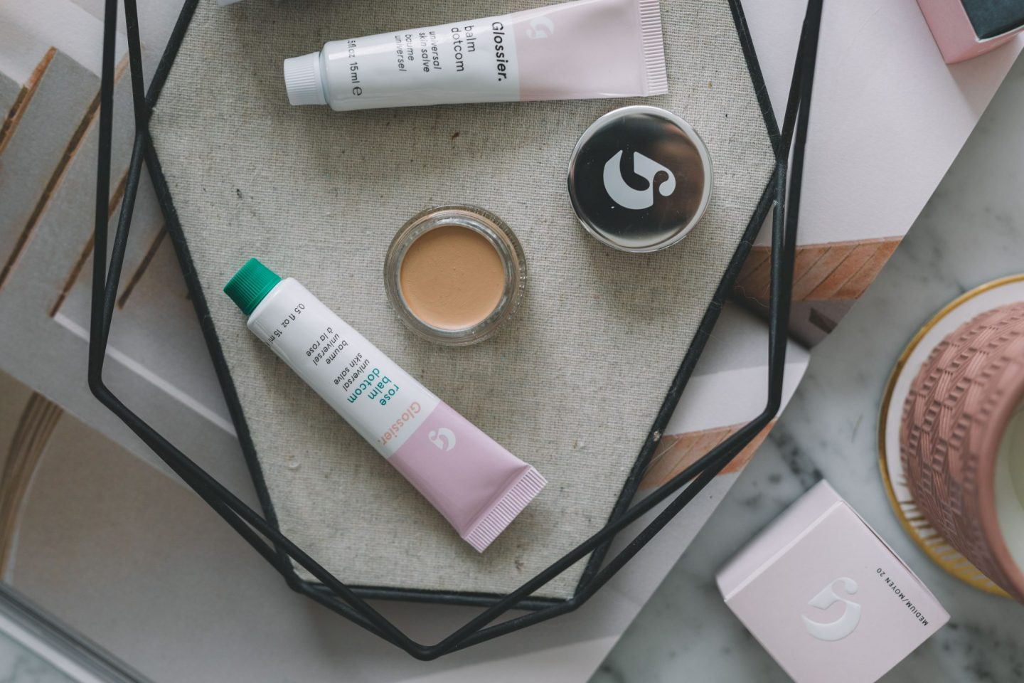 glossier skincare & beauty 4