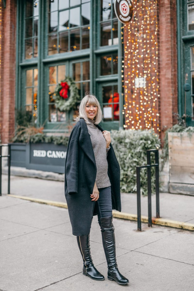 minimalist street style pregnant TOXM (4 of 8)