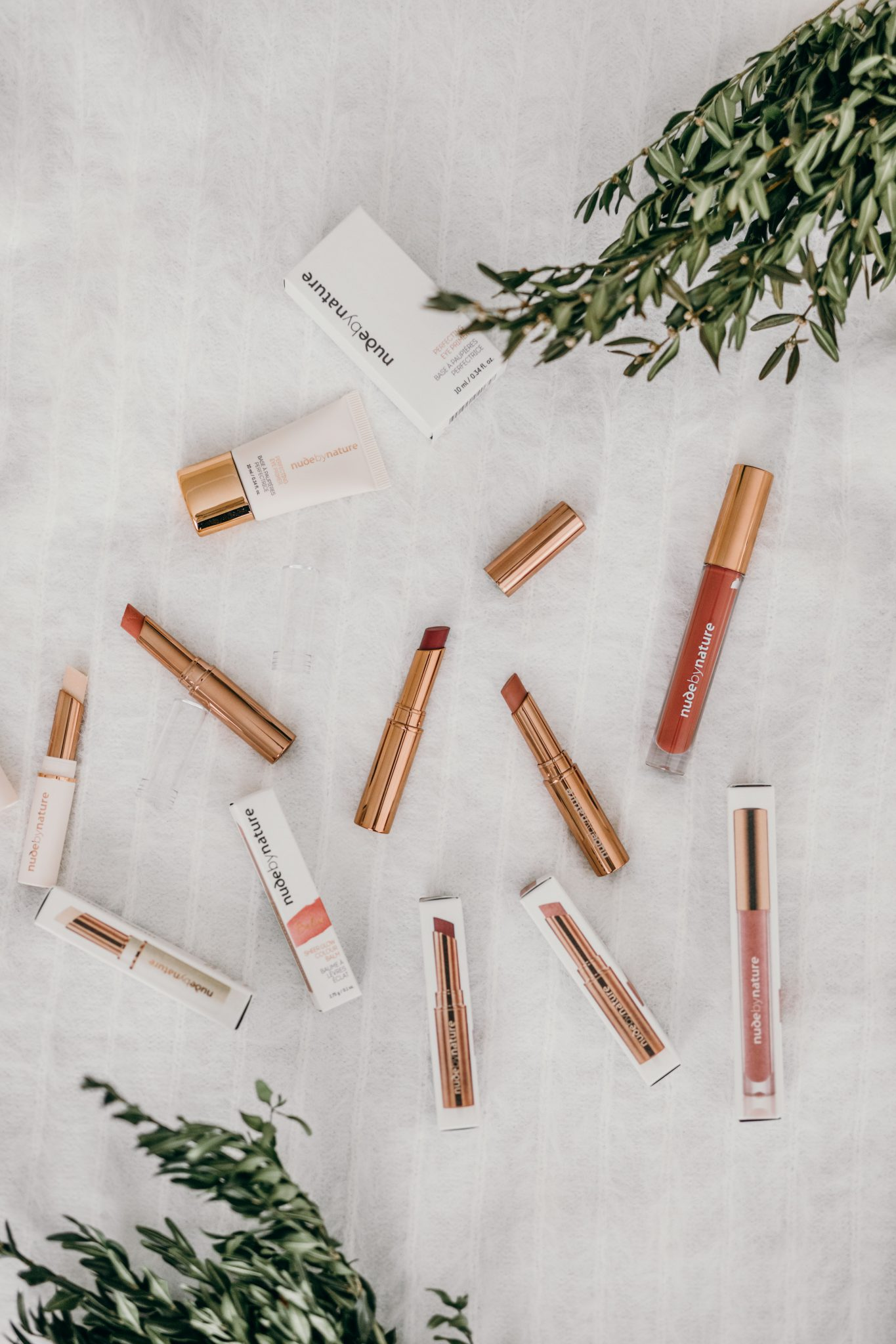 Nude by Nature Lip Products review (1 of 3)