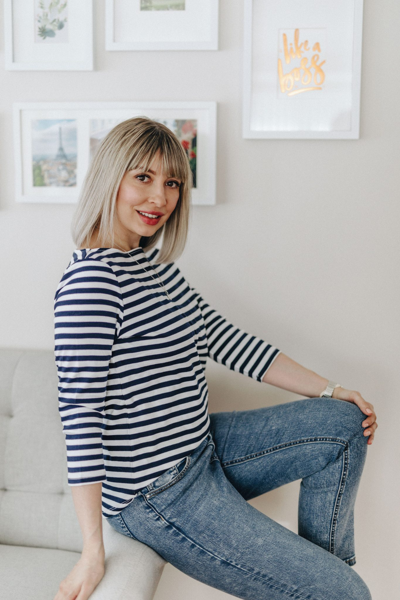stripe top & denim stripesnvibes (1 of 3)