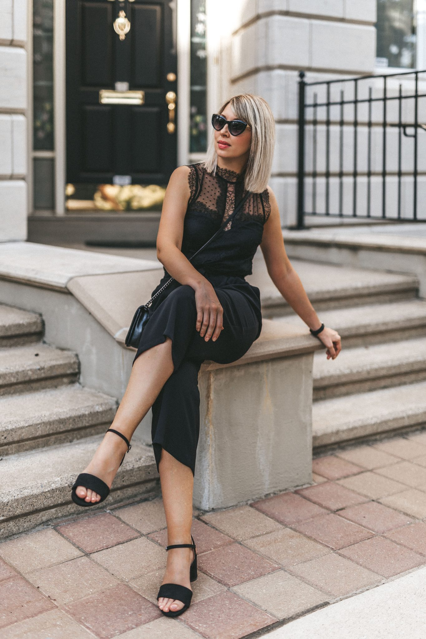 Summer Total Black Look (4 of 5)